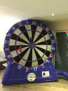 Aufblasbare Spiele Darts - HUPFHUPF Luftburgverleih