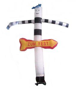 Skydancer Fest - HUPFHUPF Luftburgverleih