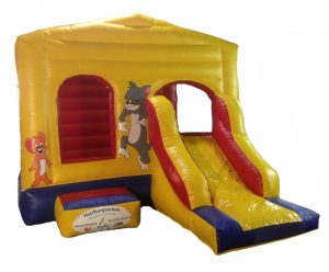 Hüpfburg Tom & Jerry - HUPFHUPF Luftburgverleih