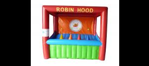 Aufblasbare Spiele Robin Hood - HUPFHUPF Luftburgverleih