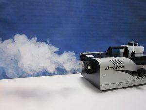 Partyzubehör Nebelmaschine - HUPFHUPF Luftburgverleih