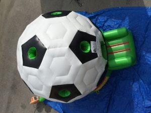 Hüpfburg Fussball - HUPFHUPF Luftburgverleih