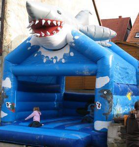 Hüpfburg Oceanic - HUPFHUPF Luftburgverleih
