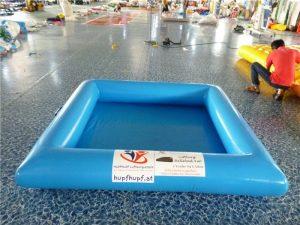 Aufblasbare Spiele Bällebad klein - HUPFHUPF Luftburgverleih